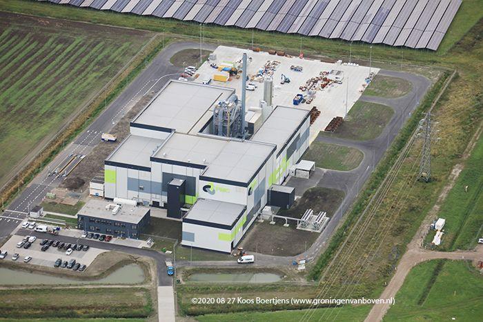 PMC in Farmsum wordt geopend door Koning Willem Alexander